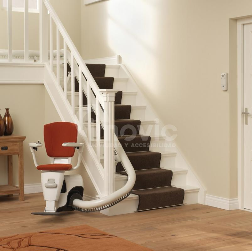 Costa Blanca Stairlift installation
