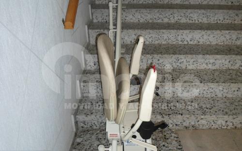 silla salvaescaleras san vicente del raspeig