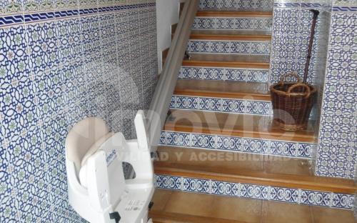 silla sube escaleras altea