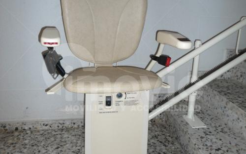 silla subescaleras campello