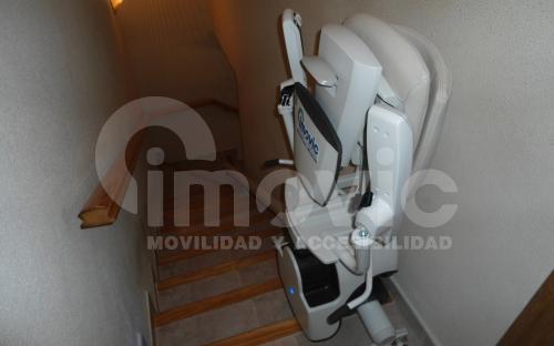 silla sube escaleras ibi