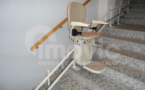 sillas salvaescaleras alicante
