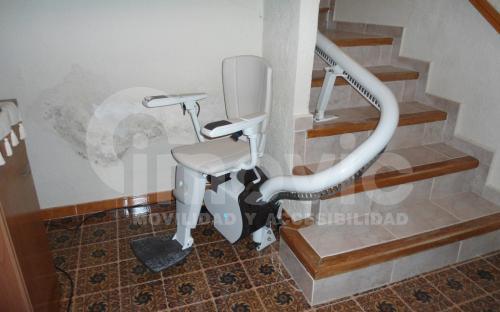 silla salvaescaleras alicante