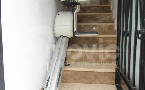 sillas sube escaleras Murcia