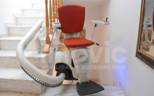 silla salvaescaleras murcia