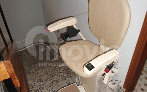 silla salvaescaleras en allicante