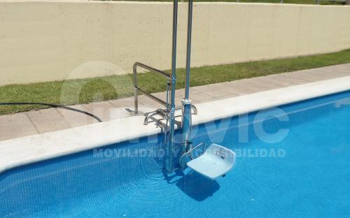 Silla elevadora piscina Murcia