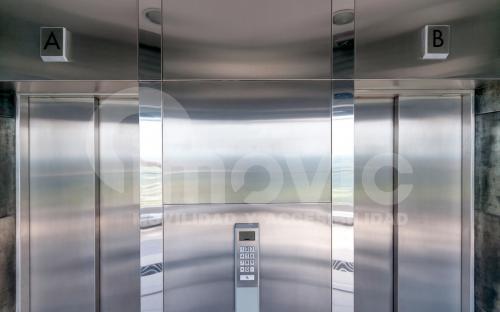 Ascensor sin sala de máquinas