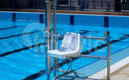 Silla para piscina