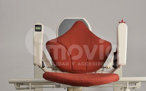 Silla salvaescaleras Dunia asiento