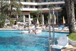 Elevador piscina Bani Blu