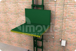 Goods lifts. Benefits of installing in your premises