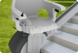 Konforta Outdoor Stairlift Chair