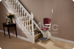 Chair Stair Lift Straight Staircase